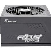 Seasonic FOCUS Plus 750 Platinum SSR-750PX 750W 80+ Platinum ATX12V & EPS12V Full Modular 120mm FDB Fan 10 Year Warranty Compact 140 mm Size Power Supply