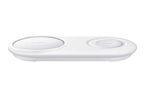 Samsung EP-P5200 Interior Blanco – Cargador (Interior, Corriente alterna, 10 V, 2,1 A, Cargador inalámbrico, 1,2 m)
