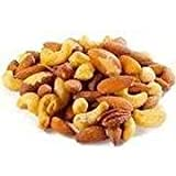 Roasted Mixed Nuts, Unsalted, 15 lbs