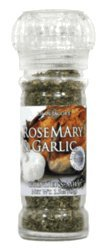 Dean Jacobs Grinder Rosemary N Garlic, 1.5-Ounce