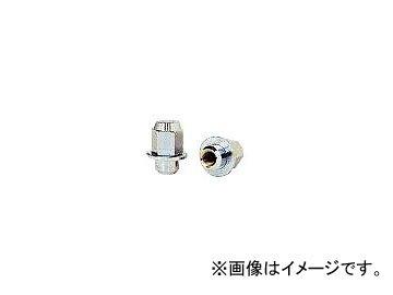 チップトップ 袋メッキナット ワッシャ付 トヨタ純正タイプ 21H M12×1.5 37.5mm N-39 入数:1セット(50個) B01MS907CZ