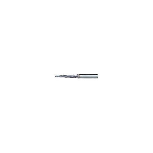 CP42846 超硬エンドミル テ-パボ-ル R1×刃長16×片角1.3° B00Q4G7LLK