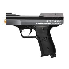 Spyder Kingman Training Eraser Metal Paintball Pistol ONLY .43 Caliber 11mm T.