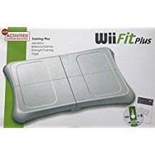 (Wii Fit Plus with Balance Board (New, Brown Box Packaging))
