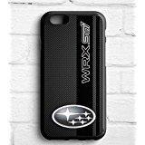 subaru-wrx-sti-logo-field-of-simulated-black-carbon-fiber-for-iphone-6-case