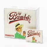Big Bambu® Cigarette Rolling Papers (50 Booklets) #CD106, 1 Box