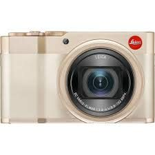 Cheap Leica C-Lux Digital Camera (Light Gold)