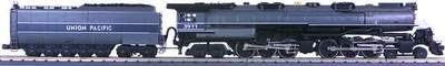 MTH 1:48 O Scale Union Pacific #3977 Stripes 4-6-6-4 Engine & Tender #20-3001-1U