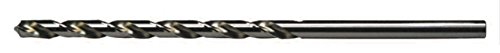 Viking Drill and Tool 11730#10 Type 210 118 Degree Bright HSS Taper Length Drill Bit 12 Pack