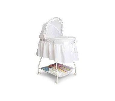 Delta Children Sweet Beginnings Bassinet (Delta Children Sweet Beginnings)