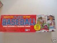 1988 Fleer MLB Baseball Cards Complete Factory Set (660 c...