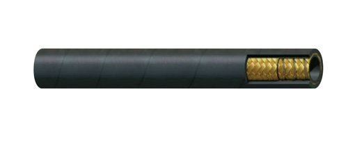Erie Tools Suction Hose SAE 100R4 - 1'' ID - Textile with Helix Steel Wire - Hose Only - 50 Feet