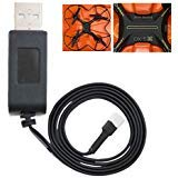 USB Charging Cable for Sharper Image DX-5 Drone.