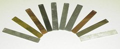 SEOH Electrode Copper Strip for Physics