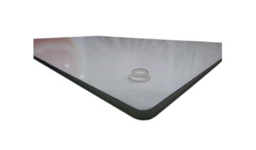 Cuisini/ère Protection en verre herdabdeckplatte 59/x 52/pour vitroc/éramique//induction Motif calcaire
