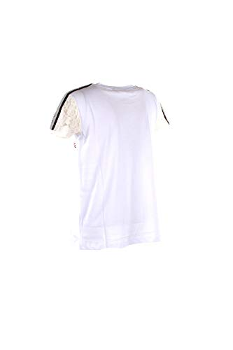 Kaos Primavera Estate Bianco Lpjbr002 T shirt 2019 Xs Donna YwZqrYv0