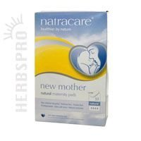 Natracare New Mother Natural Maternity Pads, 10 Count by NATRACARE - New Mother Natural Maternity Pads