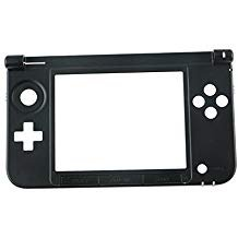 Replacement Shell Housing Bottom Middle Plastic Frame For Nintendo 3DS XL LL Case Shell ()