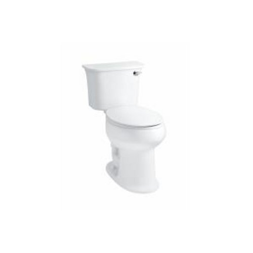 - STERLING 402091-RA-0 Stinson Toilet Tank with Right Hand Flush, White