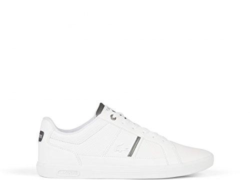 Lacoste Hombres Calzado / Zapatillas de deporte Europa 417 SPM Weiß