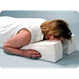 HFMJ1430EA - Face Down Pillow 29 x 14 x 6 by Hermell Products Inc.