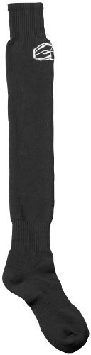 Answer Racing Moto Tall Adult MotoX/Off-Road/Dirt Bike Motorcycle Socks - Black / Size 5-9