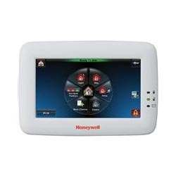 Adt Keypad - Honeywell Ademco 6280W Color Touch-Screen Keypad w/ Voice, White
