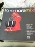 Kenmore Elite 400-Watt 5-Quart Stand Mixer Red