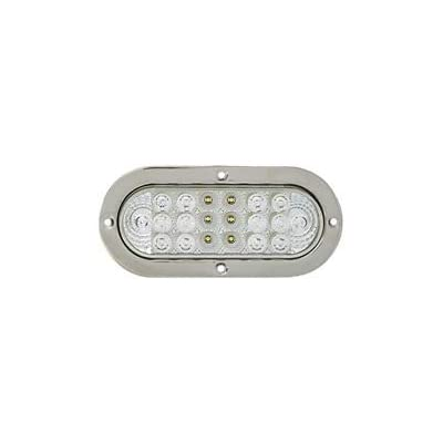 GG Grand General 78232 White/Clear Light (Oval Pearl 24-LED Backup): Automotive