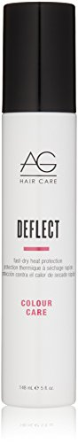 AG Hair Colour Care DeFl ect Fast-Dry Heat Protection 5 Fl oz