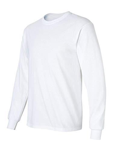Gildan 6.1 oz Ultra Cotton Long-Sleeve T-shirt G240,
