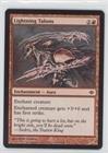 Magic: the Gathering - Lightning Talons (Magic TCG Card) 2008 Magic: The Gathering - Shards of Alara - Booster Pack [Base] #107