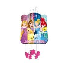 ALMACENESADAN 0822, Piñata Basic Disney Princesas,, Fiestas y cumpleaños. 28x33 cms.