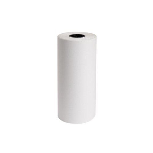Bagcraft Papercon 052604 Dry Waxed Patty Paper Roll, 400' Length x 4-9/16'' Width, White (Case of 20) by Bagcraft Papercon