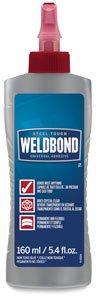 Weldbond 8-50420 Universal Adhesive, 14.2 fl. oz.