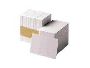 Coercivity Mag Stripe - Zebra Premier PVC Card, 30 mil Low Coercivity Mag. Stripe (5 packs x 100)