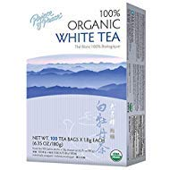 Prince of Peace Organic White Tea 100 Count, 6.35oz ()