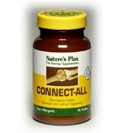 Mucopolysaccharide Concentrate - Nature's Plus Connect-All -- 90 Tablets
