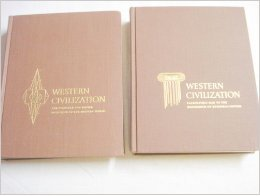 Western civilization (Two Volumes). The Struggle for Empire to Europe in the Modern World. Paleolithic Man to the Emergence of European Powers - Paleolithic Bulls
