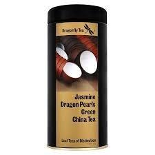 Dragonfly Tea Leaf Jasmine Pearls Loose Tea 50g by Unknown