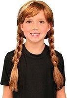 Children's Princess Frozen Snow Anna (Anna Costume Wig)