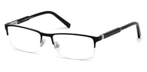 Eyeglasses Montblanc MB 636 MB 0636 001 shiny black