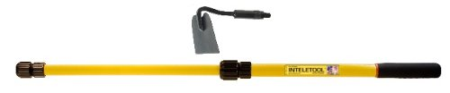 Inteletool Telescopic Hoe 2 to 4 foot by Inteletool