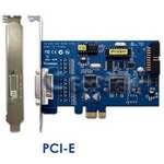 - GeoVision GV-650-16B 16 Channel PC DVR Video Capture B Card (DVI Pigtail) up to 60 fps