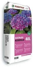 PINDSTRUP SUSTRATO Plantas ACIDOFILAS 20 L.