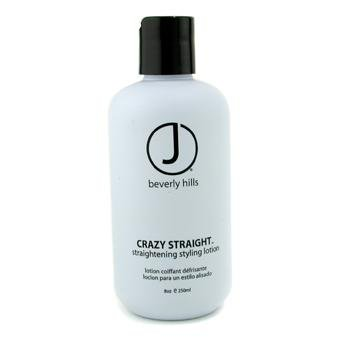 J Beverly Hills Crazy Straight Straightening Styling Lotion - 250ml/8oz
