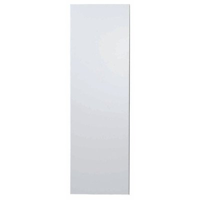 Space Saving Surface or Flush Mount Ironing Center Color (Door Style): White, Door Hinge: Right by Iron-A-Way LLC