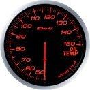 Defi(デフィ) -Link Meter ADVANCE BF 油温計 60φ 赤レッド オイルテンプメーター   B07736QSCM