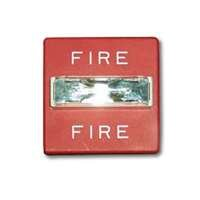 Cooper Wheelock RSS-241575W-FR 107471 Remote Sync Strobe Fire Alarm, Red (Cooper Horn Wheelock)