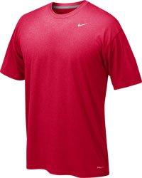 Camiseta Nike Legend para Fútbol de manga corta, Scarlet, Hombres, Varios Colores